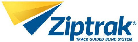 Proud Supplier of Ziptrak Blinds
